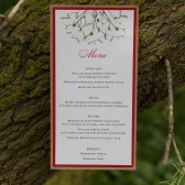 Mistletoe Menu