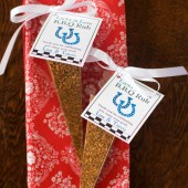 BBQ spice rub favors