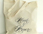 Maid of Honor market tote