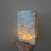 Map Lanterns, Travel Theme Wedding, Bon Voyage, Destination Wedding