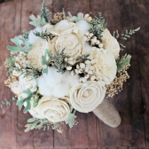 Dusty Miller Luxe Bouquets