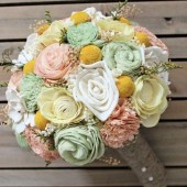 BIlly Button Luxe Bouquet