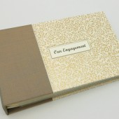 Custom Mini Photo Album with Photo Sleeves