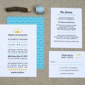 Modern Beach Wedding Suite