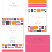 Digital Wedding Invitation: Modern Day