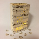 Sheet Music Luminary