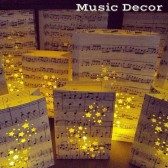 Sheet Music Luminaries Flameless