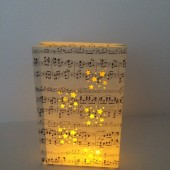 Sheet Music Luminaries