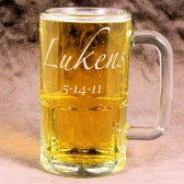 Personalized Beer Stein, Groomsmen Gifts