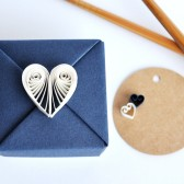 Navy Blue&White Jewelry Gift Box, Bridesmaid Gift Box, Maid of Honor Gift, Will You Be My Bridesmaid, Bridesmaid Proposal, Bridal Party Gift