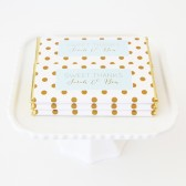 Simply Polka Dots Wrapper