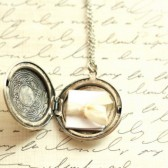 Personalized Locket Necklace