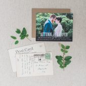 Antique Elegance Save the Dates