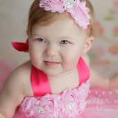 flower girl hairbow
