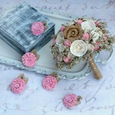 Pink Rustic Bouquet