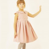 peony girl dress