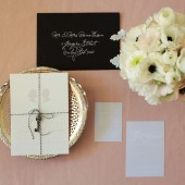 Heirloom invitation