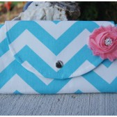 Teal Clutches