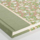 Guest Book Sage Cherry Blossom