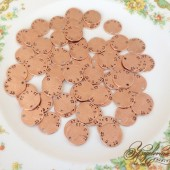 Save The Dates Custom Date Pennies
