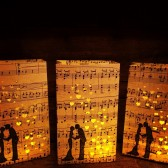 Bride and Groom Luminaries