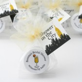 Shower In The City Lip Balm Favors