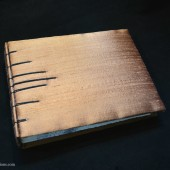 Copper Silk Guest Book