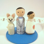Cake Cuties Custom Cake Toppers Plus 1 Aminal