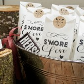 S'more Love Favor Bags