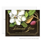 Southern Magnolia Thank You Cards by The Spotted Olive