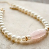 Southern Pearl Necklace