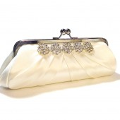 Sparkling Crystal Clutch