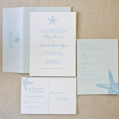 Starfish Invitation Suite