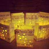 Twinkle Twinkle Little Star Sheet Music Luminaries