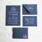 Succulent Invitation Suite