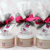 Sugar Scrub Lingerie Party Favors