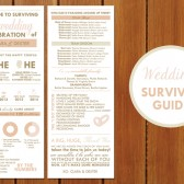 Wedding Survival Guide Program