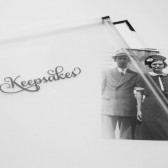 Keepsake Insert for The Wedding Anniversary Collection