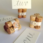 Place Card or Table Number Holders