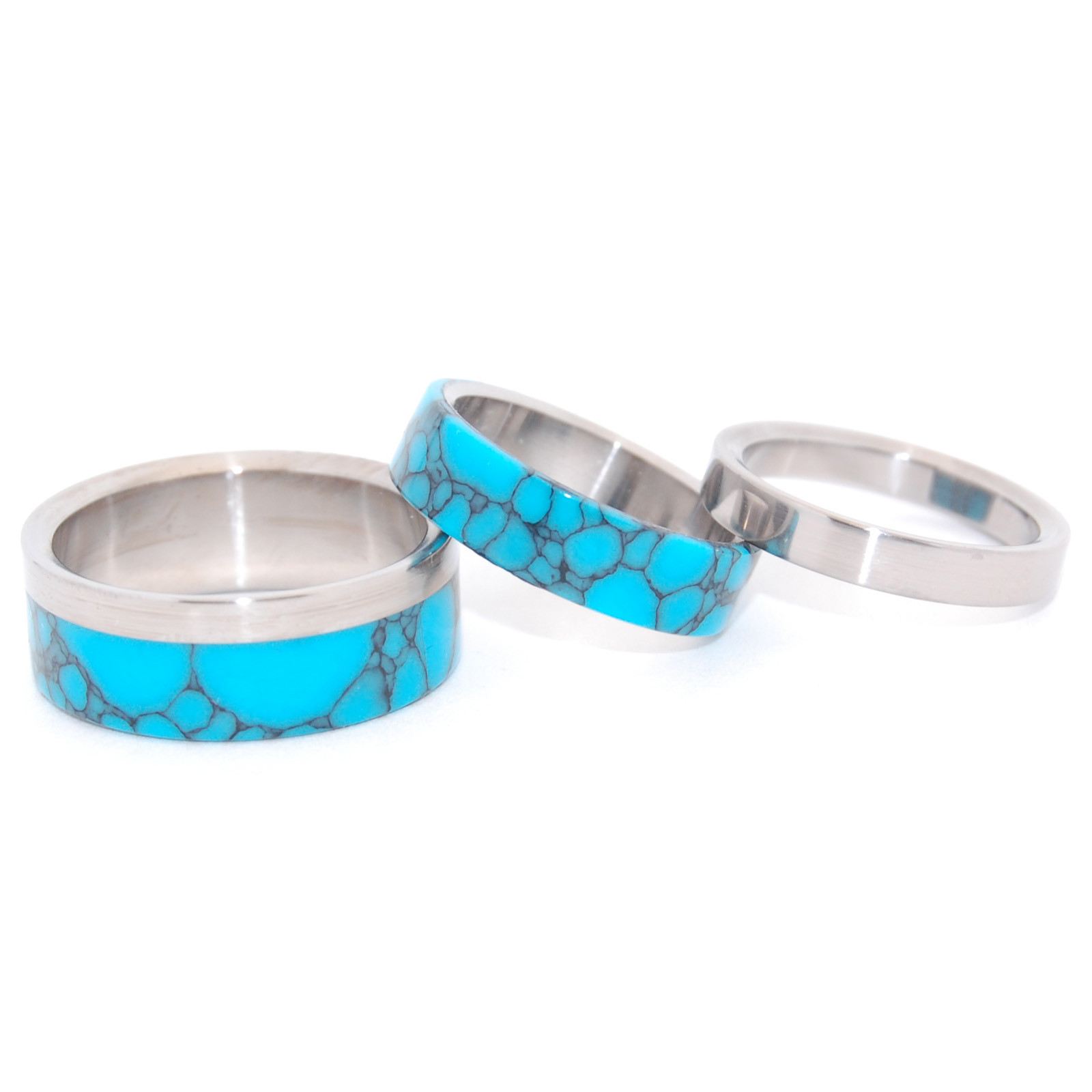 rings turquoise wedding turquoise wedding ring Turquoise Wedding