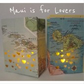 Maui is for Lovers Mini Lanterns