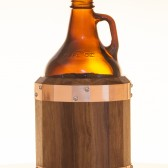 The Dark Walnut Growler Girdle