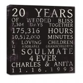 wedded bliss canvas