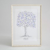 Fingerprint Tree Guestbook