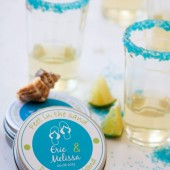 margarita salt - destination wedding favor