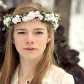 Wedding Floral Crown