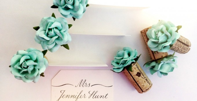 wine place card holders 2