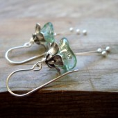 Winter Blossoms Earrings