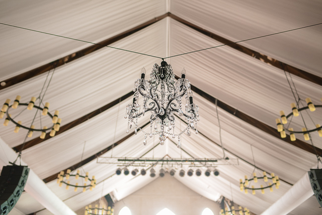 chandelier | photo: Photos by Kristopher | via http://emmalinebride.com