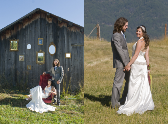 Montana wedding photographer - Cocoa Blue